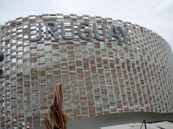 Expo 2015: Padiglione Uruguay