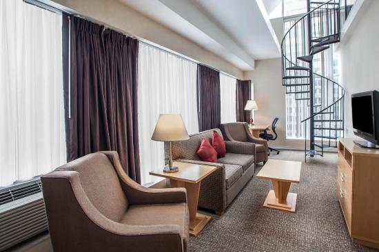 Comfort Suites Michigan Avenue / Loop: Penthouse Room 2602