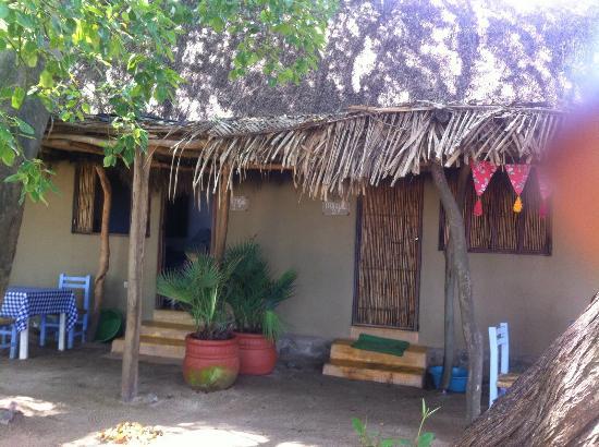 Junto Al Rio Beachfront Bungalows And Suites Vista De Bungalow Mangle 2