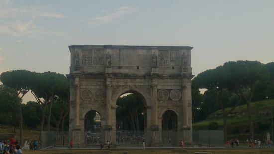 Colosseum: КОЛИЗЕЙ 1