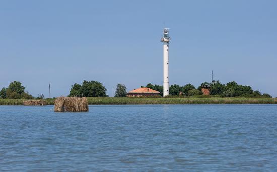 Porto Tolle, Italie : Faro di Pila