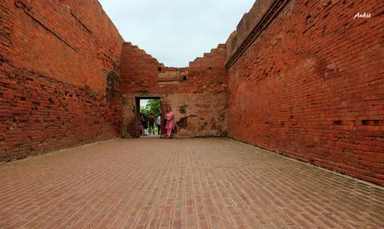 Nalanda : entry