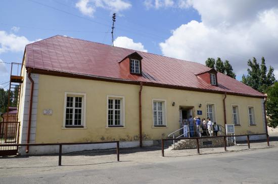 Old Sarepta Museum Reserve: улица старой Сарепты