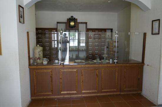 Old Sarepta Museum Reserve: аптека Сарепты