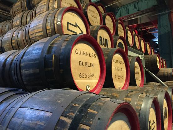 Guinness Storehouse: Casks