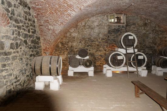 Old Sarepta Museum Reserve: винный погреб Сарепты