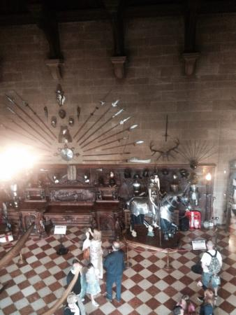Warwick Castle: Another fab visit . we used a 2-1 voucher. We loved the jousting , the talk on archery was great