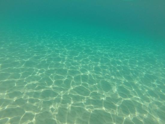 Koukounaries Beach: Fondale