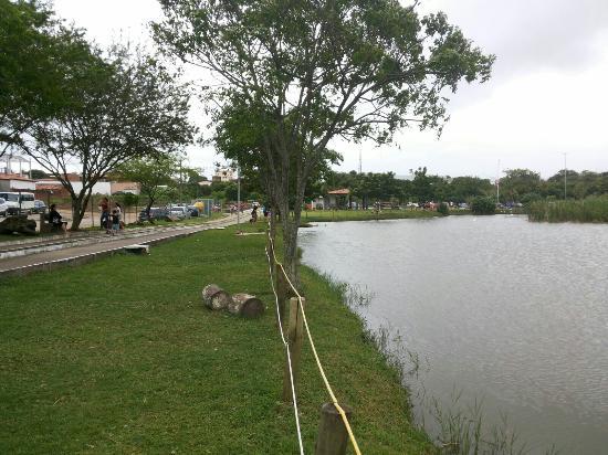 Feira de Santana, BA: Parque Municipal Erivaldo Cerqueira
