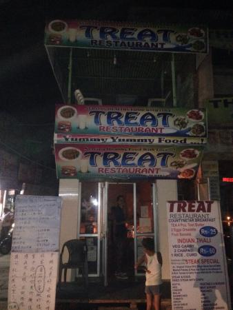 Treat Restaurant