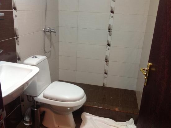 Silachi Hotel: Bathroom