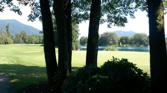 Golfclub Am Mondsee: Loch 18