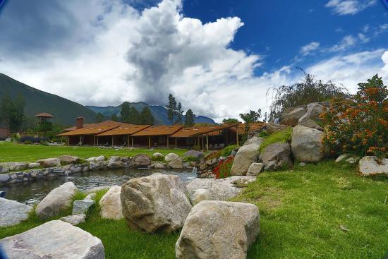 Villa Urubamba Sacred Valley: Exterior