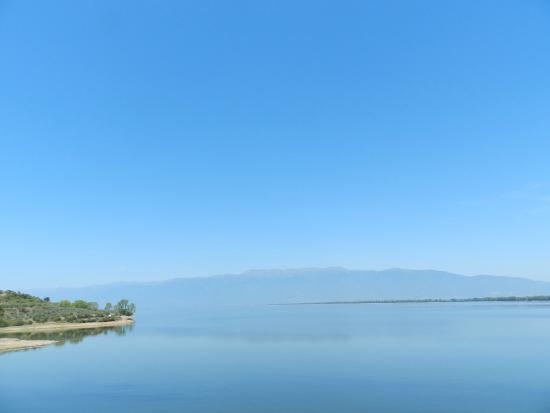 Kerkini Lake: Вид на озеро