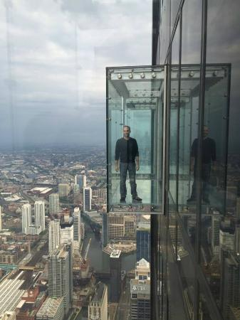 Picture Of Skydeck Chicago Willis Tower