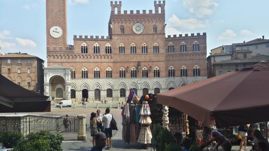 I Tetti di Siena: Plaza Principal Siena
