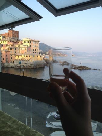Vittorio al Mare: Tavolo con vista!