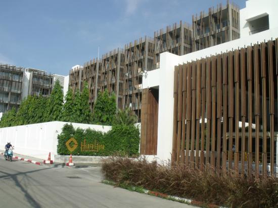 G Hua Hin Resort & Mall: Вид с улицы