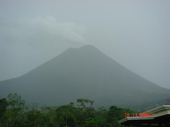 Tabacon Thermal Resort & Spa: Volcan