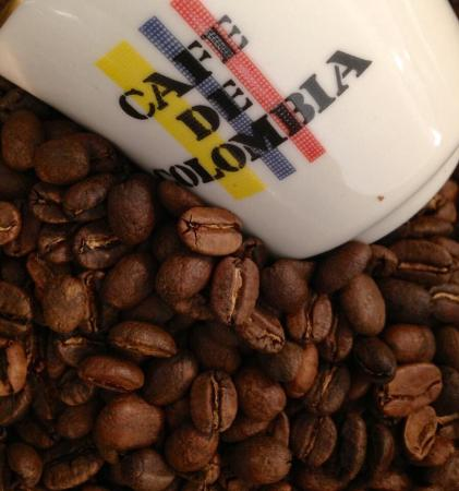 Casa Colombiana: Once roasted!