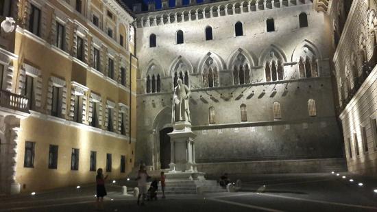 I Tetti di Siena: Atracciones a 200mts del hotel
