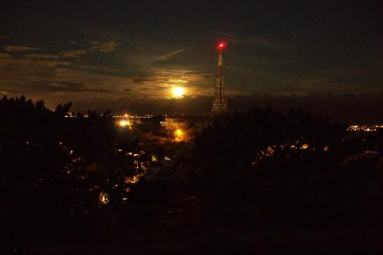 Mount Victoria de noche