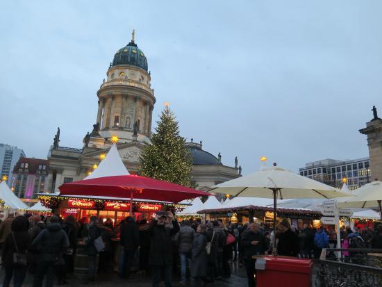 Gendarmenmarkt: Christmas Market