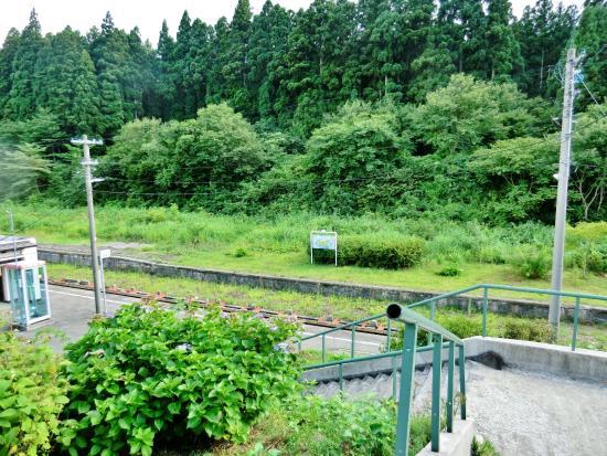 Sakaida Bunsuirei: 堺田分水嶺 最寄駅堺田