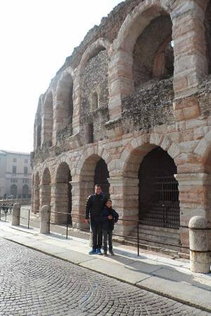 Casa di Giulietta: El coliseo de Verona