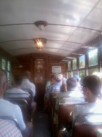 Ferrocarril de Soller: interno trenino