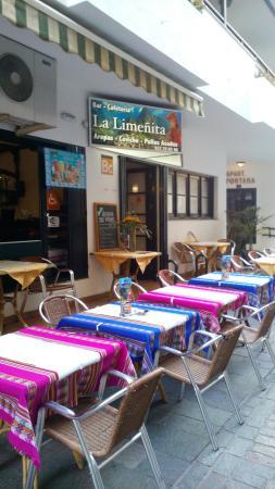 La Limeñita