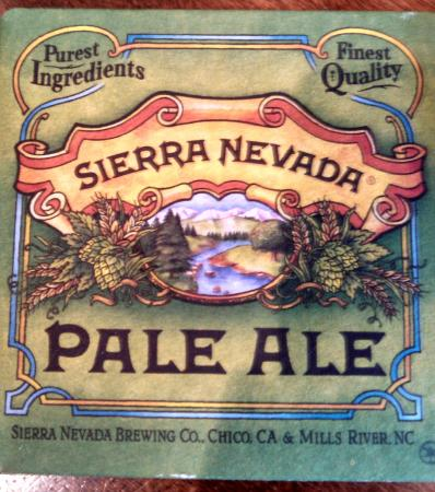 Sierra Nevada Brewing Co. Taproom: PALE ALE