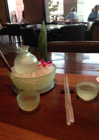 Morimoto Napa: Sake