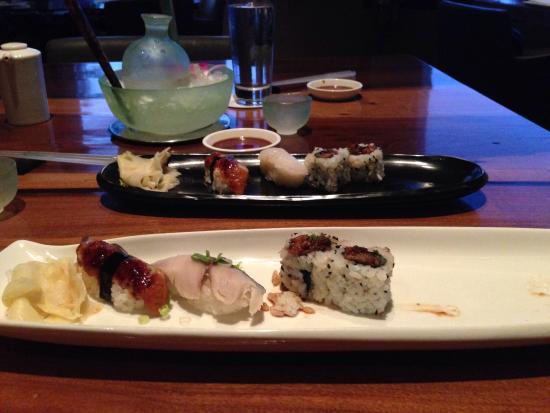 Morimoto Napa: Sushi