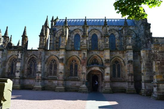 Rosslyn Chapel: Rosslin Chapel