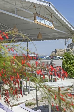 Insulares Restaurant: Sıcak mekan