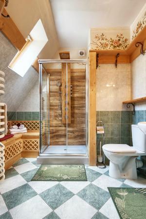 Limba Apart House: Apartament Limba - łazienka