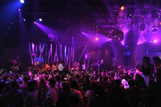 ORO Nightclub: Oro Dancefloor