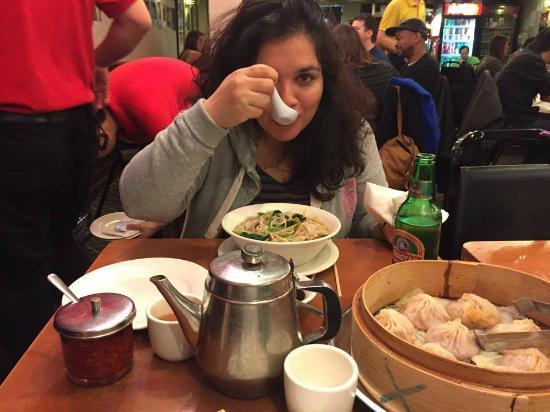 Joe's Shanghai: Probando las delicias de Joe's! Platos abundantes para compartir