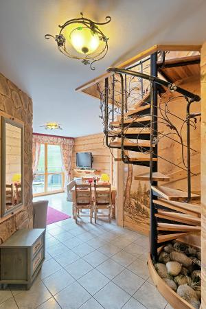 Limba Apart House: Apartament Limba - pokój dzienny