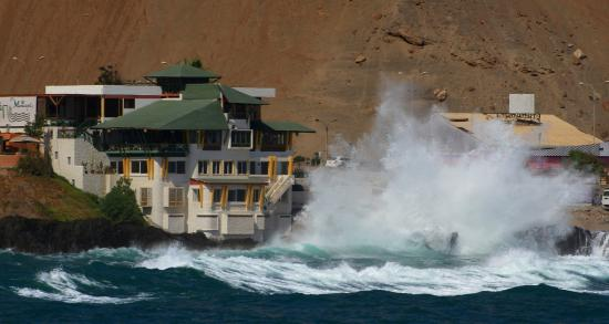 Restaurant Maracuya desde el Mar