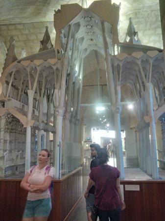 Sagrada familia: Sacrada Familia Museo