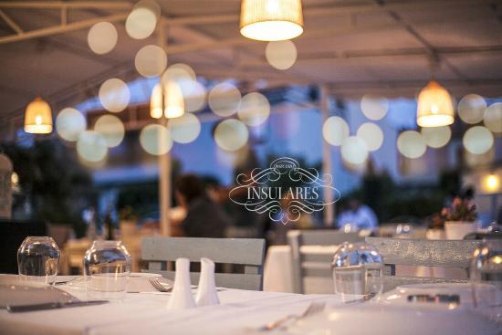 Insulares Restaurant: Güleryüzlü servis