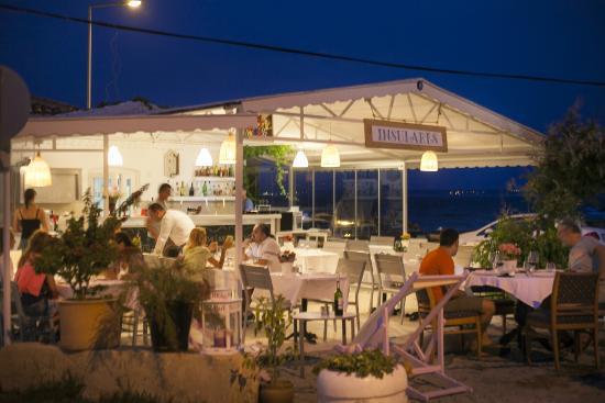 Insulares Restaurant: Romantik akşam yemeği