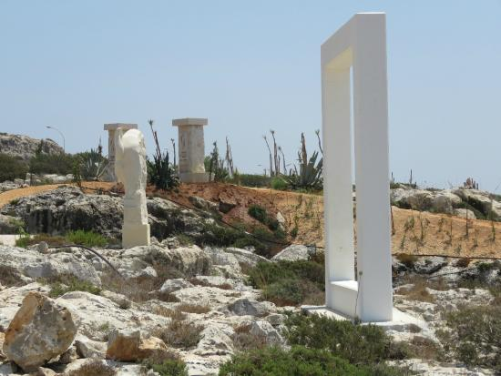 Ayia Napa Sculpture Park: Another fine sculpture