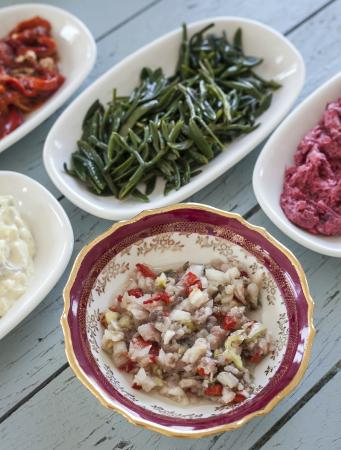 Insulares Restaurant: Ada lezzetleri