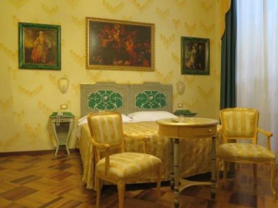 Hotel La Rosetta: Номер двухместный