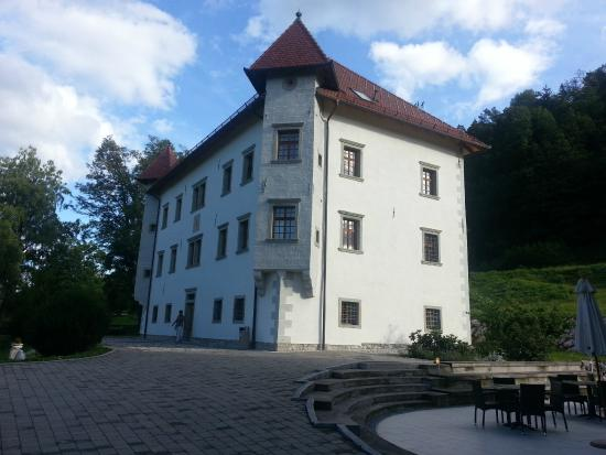 Lambergh, Chateau & Hotel: The Castle