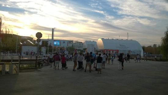 Expo 2015: Piazza della biodiversità
