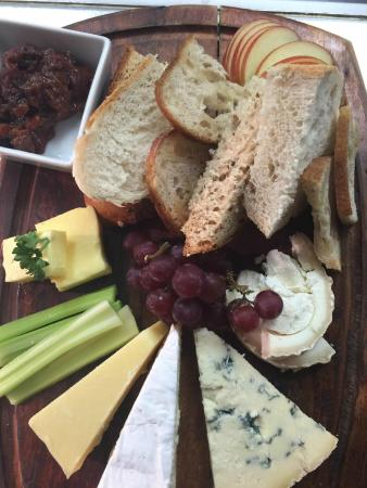 The Imperial Public House: Cheese Board